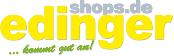 edingershops.de Logo für mobile Endgeräte