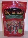 BBQr's-Delight Smoking Pellets - Apfel Pellets 450g