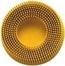 Bristle Disc ROLOC 76,2mm K 80 (gelb) 3M