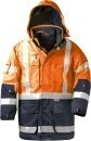 Warnschutzparka Wallace, 4in1, Gr. S, orange